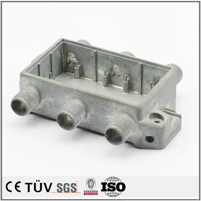 Investment casting machining craftsmanship processing parts