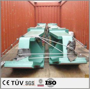金属の大型構造部品溶接フレームの大型鋼構造加工