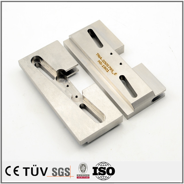 China supplier provide precision high-speed steel milling fabrication service CNC working parts