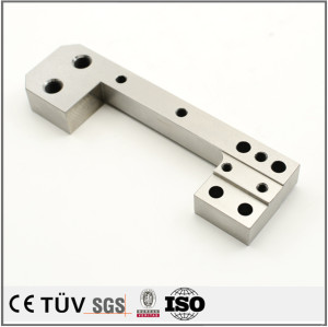 Precision customized die steel milling fabrication CNC machining parts