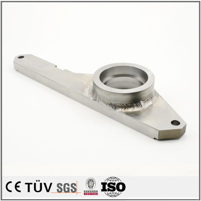 High quality customized pressure welding fabrication service machining parts