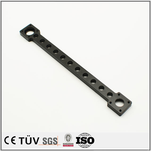 Dalian Hongsheng provide precision customized zinc plating-black service machining parts