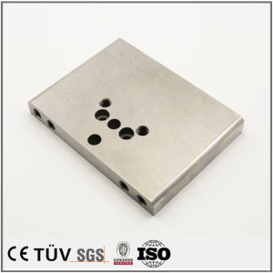 Reasonable price customized die steel milling fabrication service machining parts