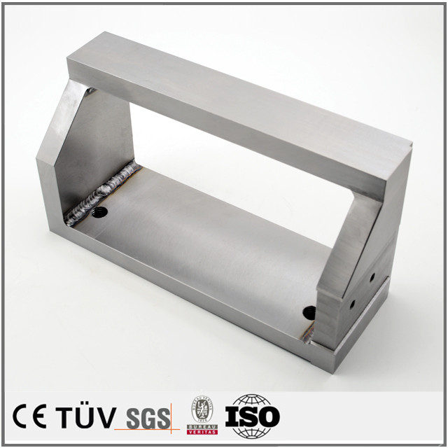 High precision customized gas welding service machining and processing parts