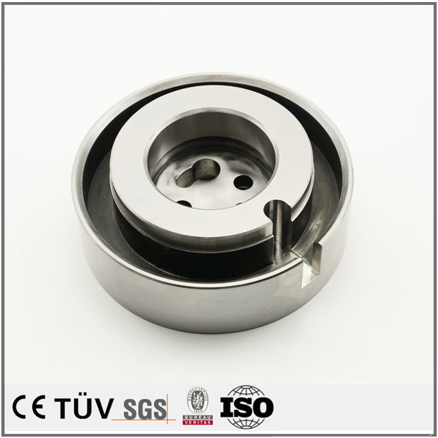 Precision customized steel quenching service machining parts