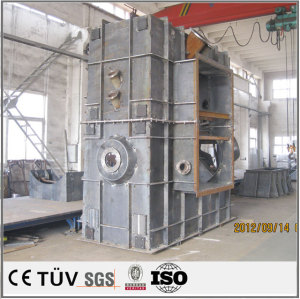 Large CNC gantry milling processing, large CNC welding processing