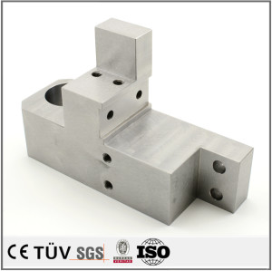 Hot selling customized die steel milling processing machines parts