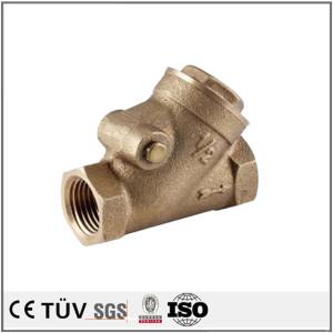 Dalian Hongsheng provide centrifugal casting fabrication service machining parts