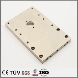 Made in China customized electroless nickel plating service machining parts