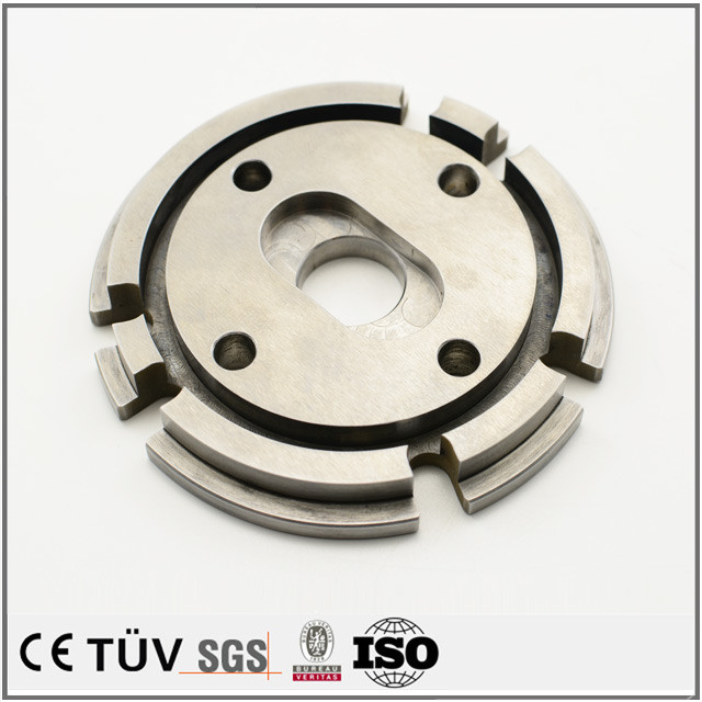 Experienced made die steel milling fabrication service working parts