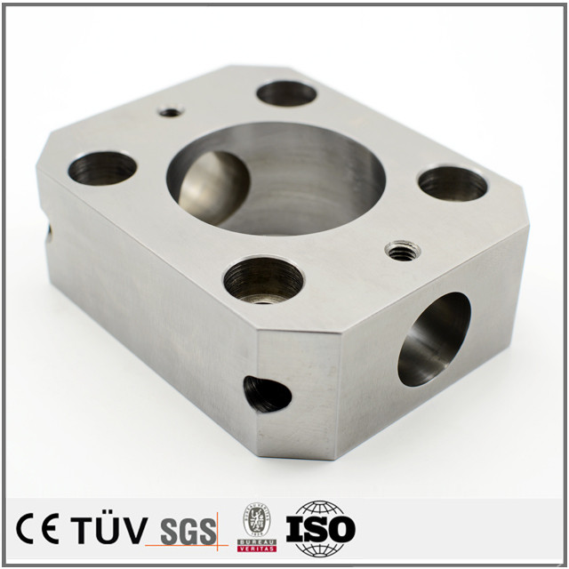 Customized high-speed steel grinding fabrication service machining parts