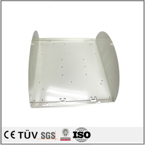 Custom sheet metal SS304 expert fabrication metal sheet enclosure parts