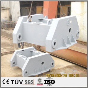 Welding Processing Technology of Large Metals
