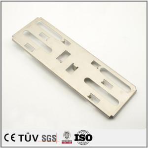 Aluminum laser cut custom computer case and cutting steel sheet parts