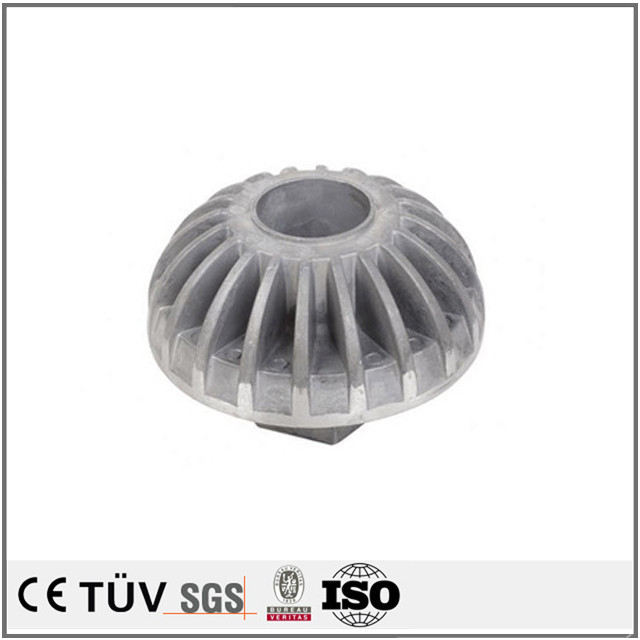 Made in China precision die casting technology machining and processing parts