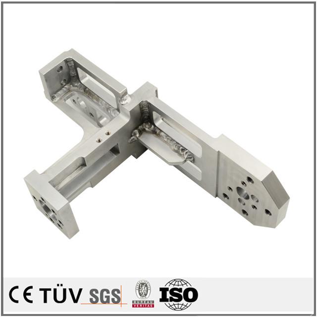 Famous customized argon arc welding fabrication service machining parts
