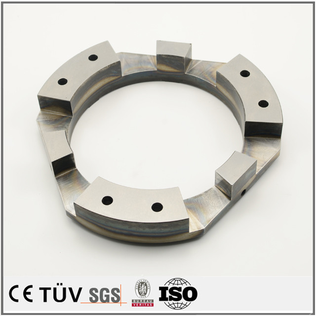 Famous OEM made high-frequency quenching fabrication service machining parts