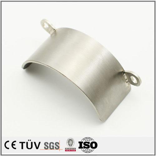 鋼製とアルミ製の印刷機用の溶接部品