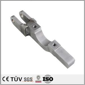 小ss400材とS45材の小型精密溶接加工部品