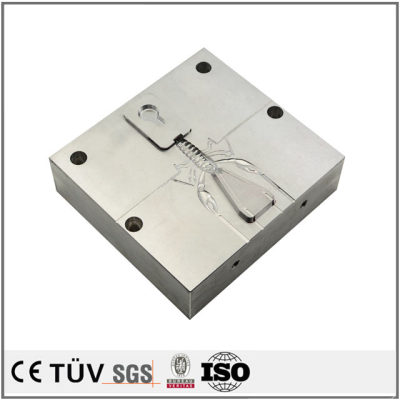 A7075 mold material processing, supplier for high precision fishing tool and mold