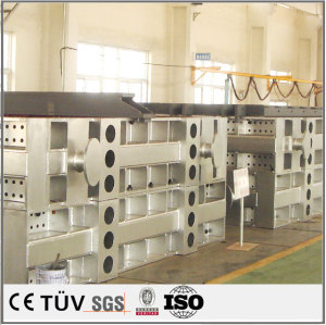 Large mechanical welding processing, large mechanical parts processing