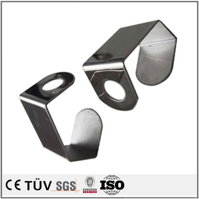 Custom steel plate cutting and small aluminum cutting and bending service form parts