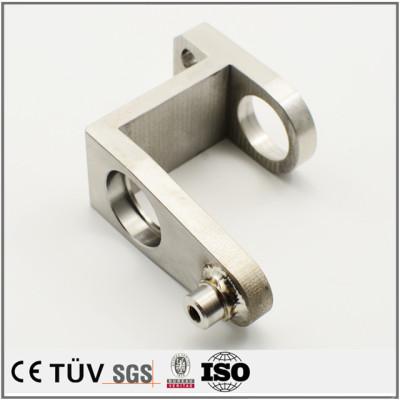 金属材料部品の加工溶接、継ぎ目無い焊接
