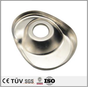 CNC aluminum tube cutting metal frame fabrication OEM aluminum sheet parts
