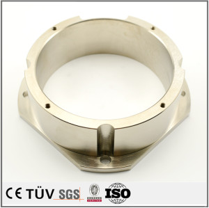 Custom nickel plating services machining components