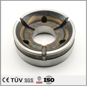 Precision customized high-frequency quenching services processing componensts