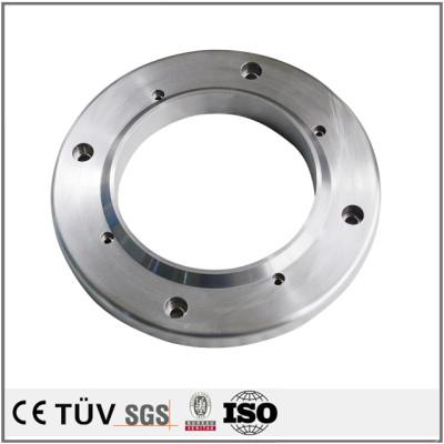 五軸連動複合加工機加工部品、 研削処理、 炭鋼材質