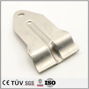 金属部品の压型、巻板プレスの板金加工