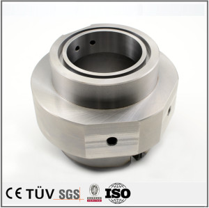 High precision machining parts high frequency heat treatment
