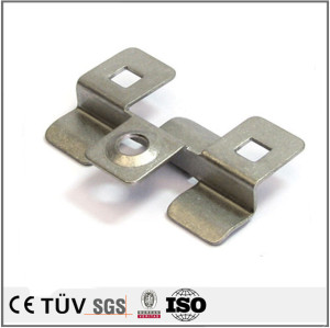 Custom stamping testing plate steel plate form punch tube steel bending parts spare