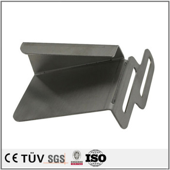 OEM high precision pressive metal stamping spare part machine frame punch