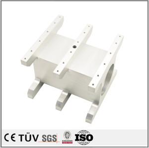 Famous customized anodizing fabrication service process parts