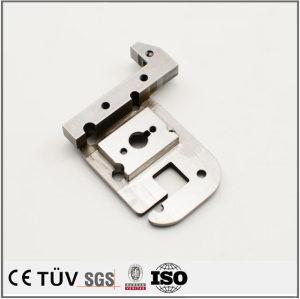 高精度の軸物加工、専用研磨機、CNC旋盤