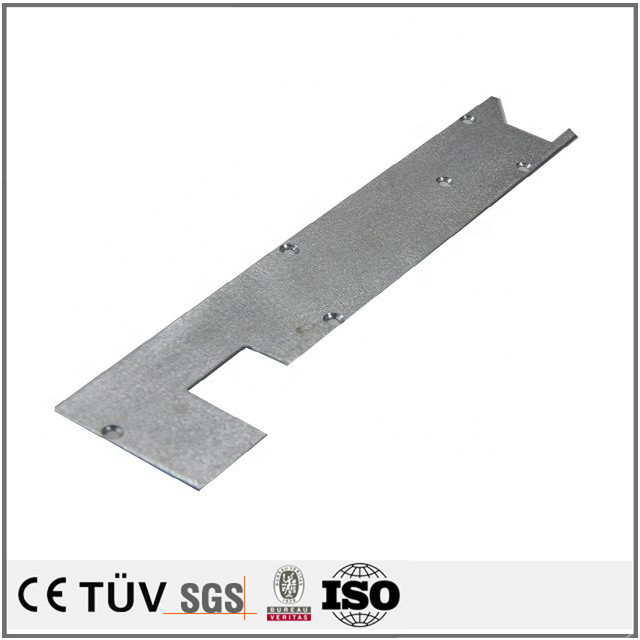 Aluminum plate flanger laser cut roof metal roofing sheet part