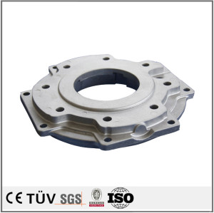 Made in China customized die casting working technology processing parts
