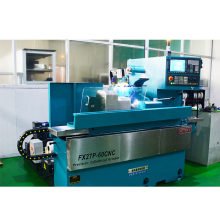 We have introduced high precision CNC cylindrical grinding machine Hotman FX27P-60CNC