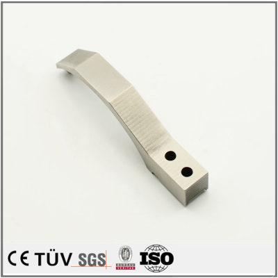 自動車関連設備、半導体装置の高精度部品加工