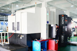 MAZAK Dual Table Five-Axis Linkage Compound Machine