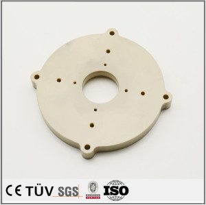 Non-metallic material CNC machining high quality customized parts