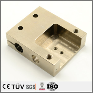 High quality OEM made electroless nickel plating fabrication services working components