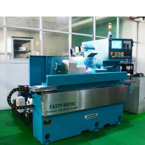 高精度CNC外円内穴研削盤Hotman FX27P-60CNCを導入しました。