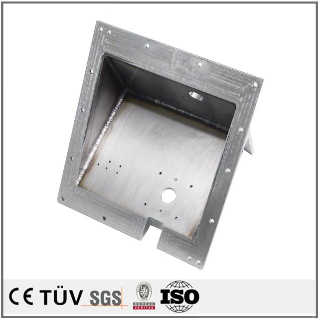 Spot welding and plasma welding fabrication precision parts