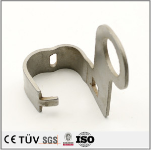 High precision stainless steel sheet metal bending process