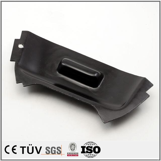 高精密钣金冲压件加工,表面黑染处理
