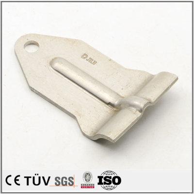 鉄、鋼製品の板金加工