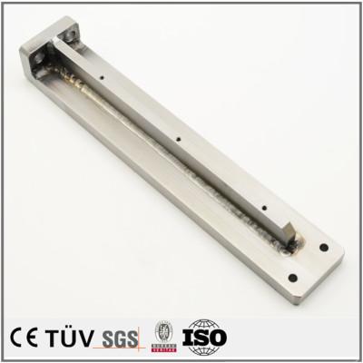 製造設備資材、航空機用部材の溶接品